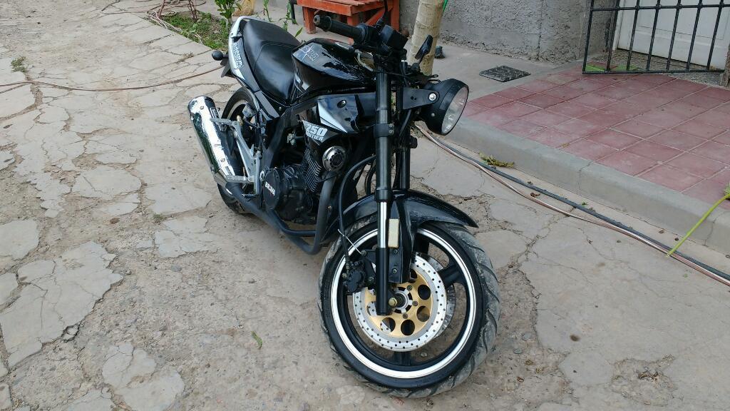 Moto Brva 250 6590km Vendo Tranferencia Inmediatamente