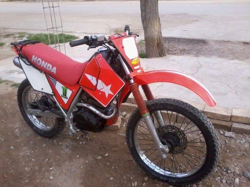 Remato yaaaa honda nx 150