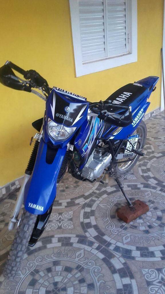 Vendo O Permuto Yamaha Xtz 125 Mod 2016