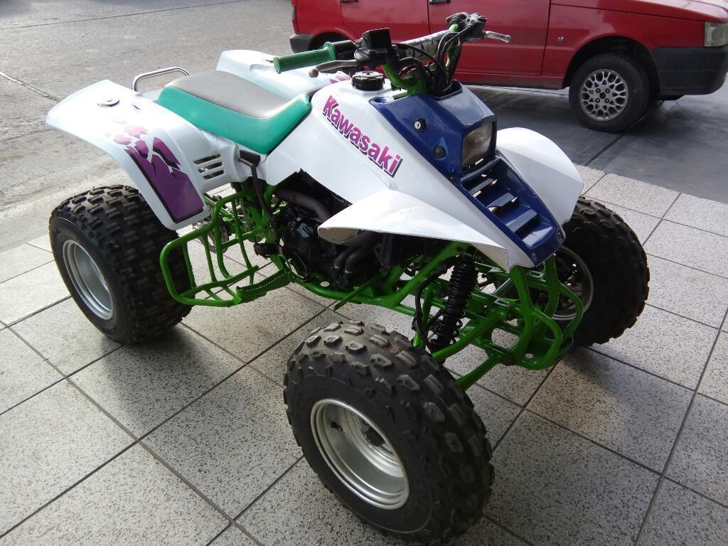 Cuatriciclo Kawasaki Mojave Ksf 250cc