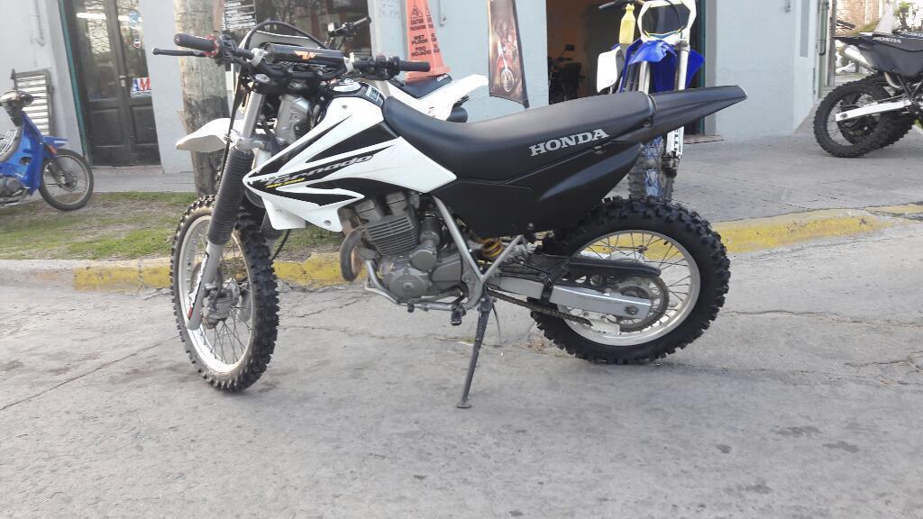 Vendo O Permuto Honda Tornado 250 Mod 2012