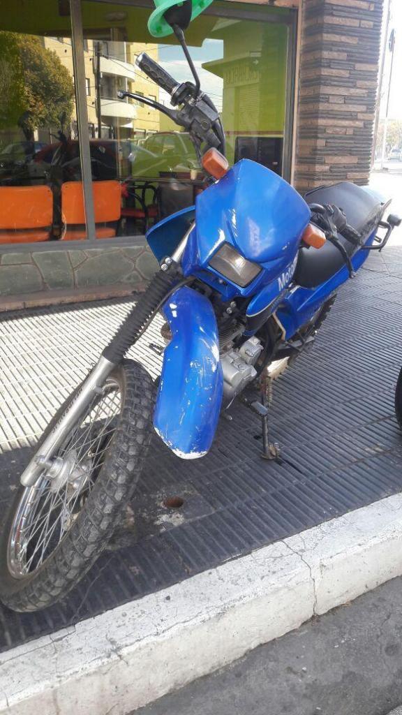 MOTOCICLETA ENDURO MOTOMEL MODELO. CX 150 Cc VENDO, PERMUTO Y FINANCIO