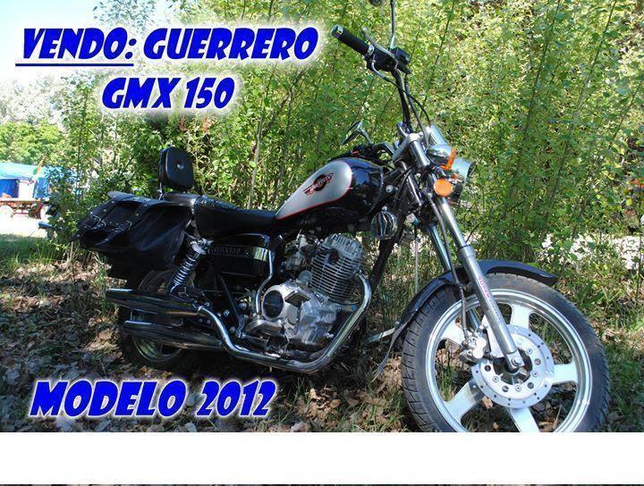 MOTO Guerrero GMX 150