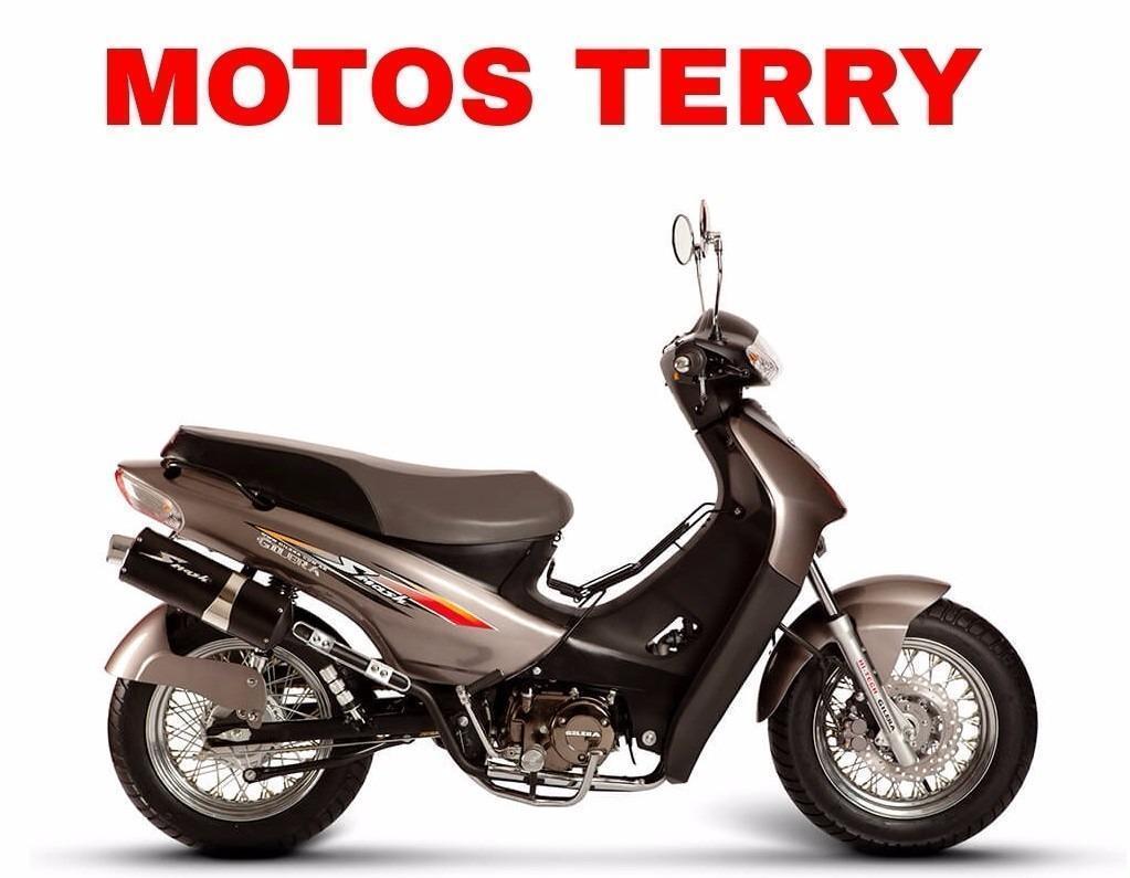 Motocicleta Gilera Smash 110 Tunning 0 Km Ahora 12