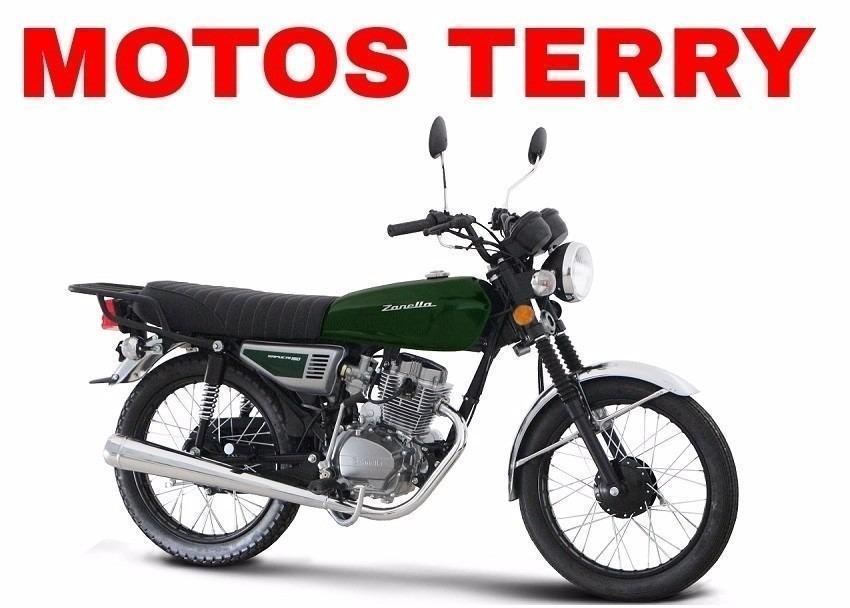 Moto Zanella Rx 150 Sapucai Tracker Cafe Racer Ahora 18
