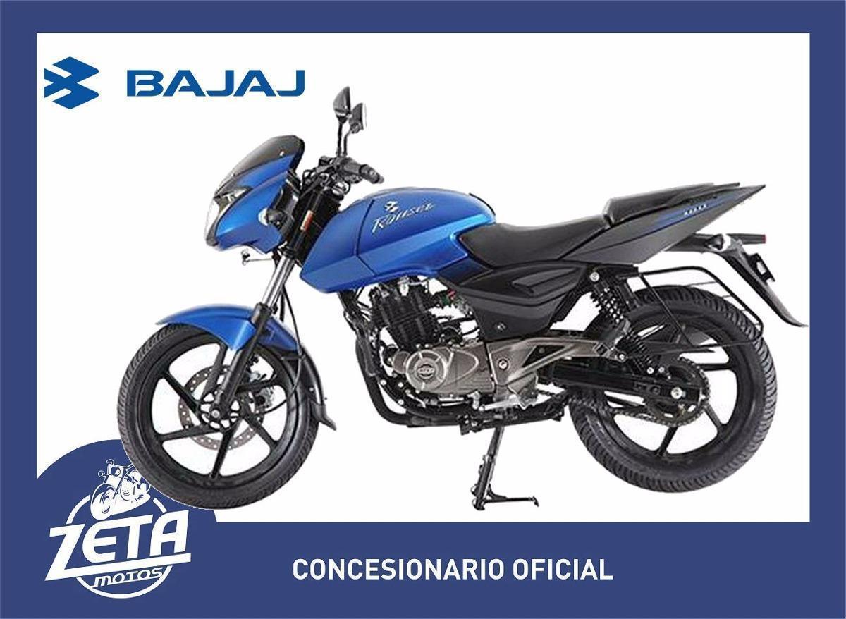 Bajaj Rouser 180 0km 2017 Zeta Motos