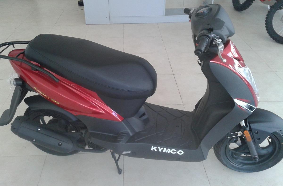 Scooter Kymco Agility 125 Modelo 2016 Palermo Bikes