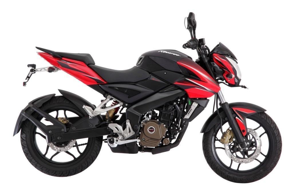 Bajaj Rouser 200 Ns 0km 2017 Zeta Motos