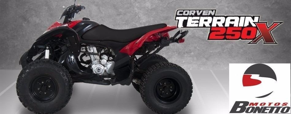 Corven Terrain 250x - Bonetto Motos