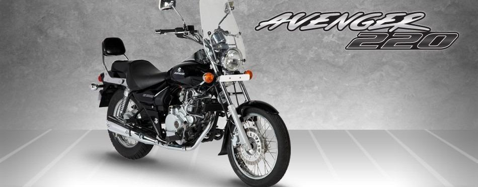 Bajaj Avenger 220 Cc - 0km - Bonetto Motos