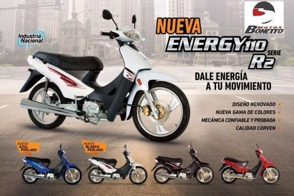 Corven Energy 110 Full - Bonetto Motos