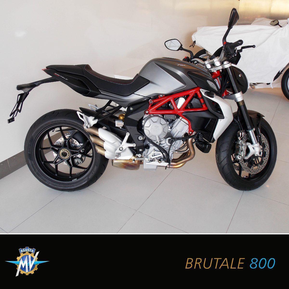 Mv Agusta Brutale 800