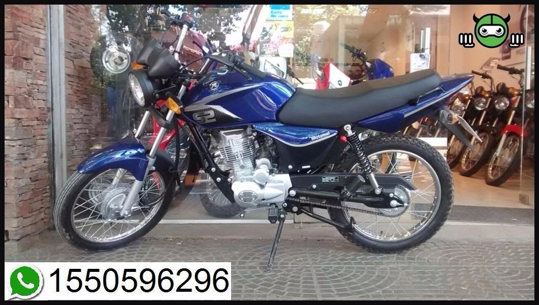 Motomel Cg 150 S2 2016 0km 150cc Nueva Megamoto No Hunter Rx