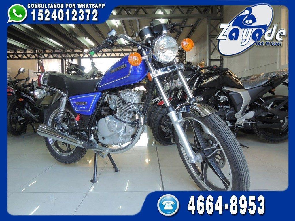 Suzuki Gn 125 Promo !!! Zayade Motos