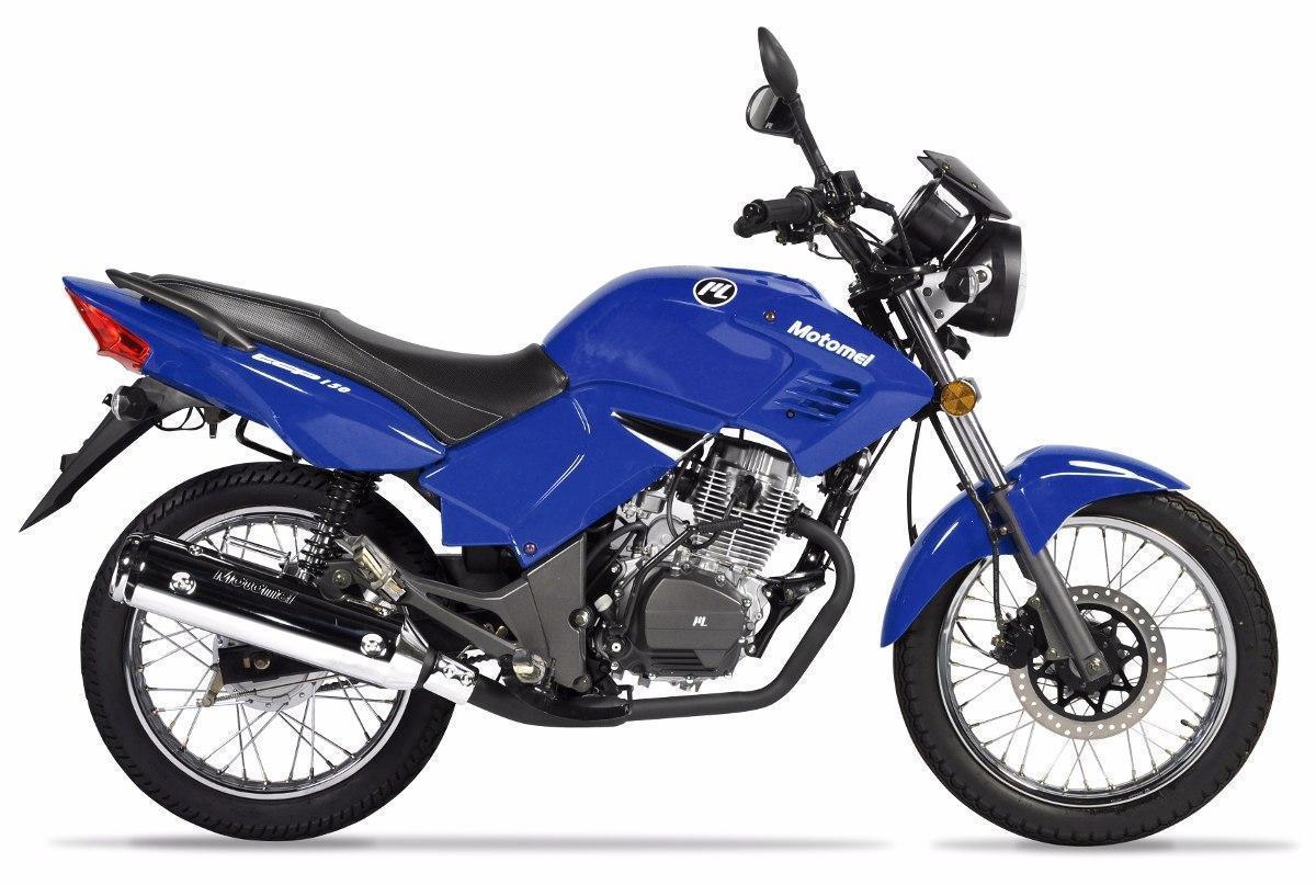 Moto Motomel Tcp 150 Rayos Y Freno Disco 0km Urquiza Motos