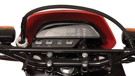 Moto Honda Xr 250 Tornado 0km 2017 En Rojo