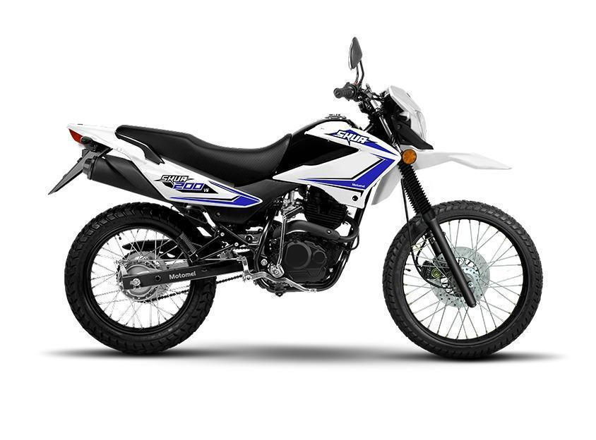 Nueva Motomel Skua 150 V6 Enduro 18 Cuotas 0km Urquiza Motos