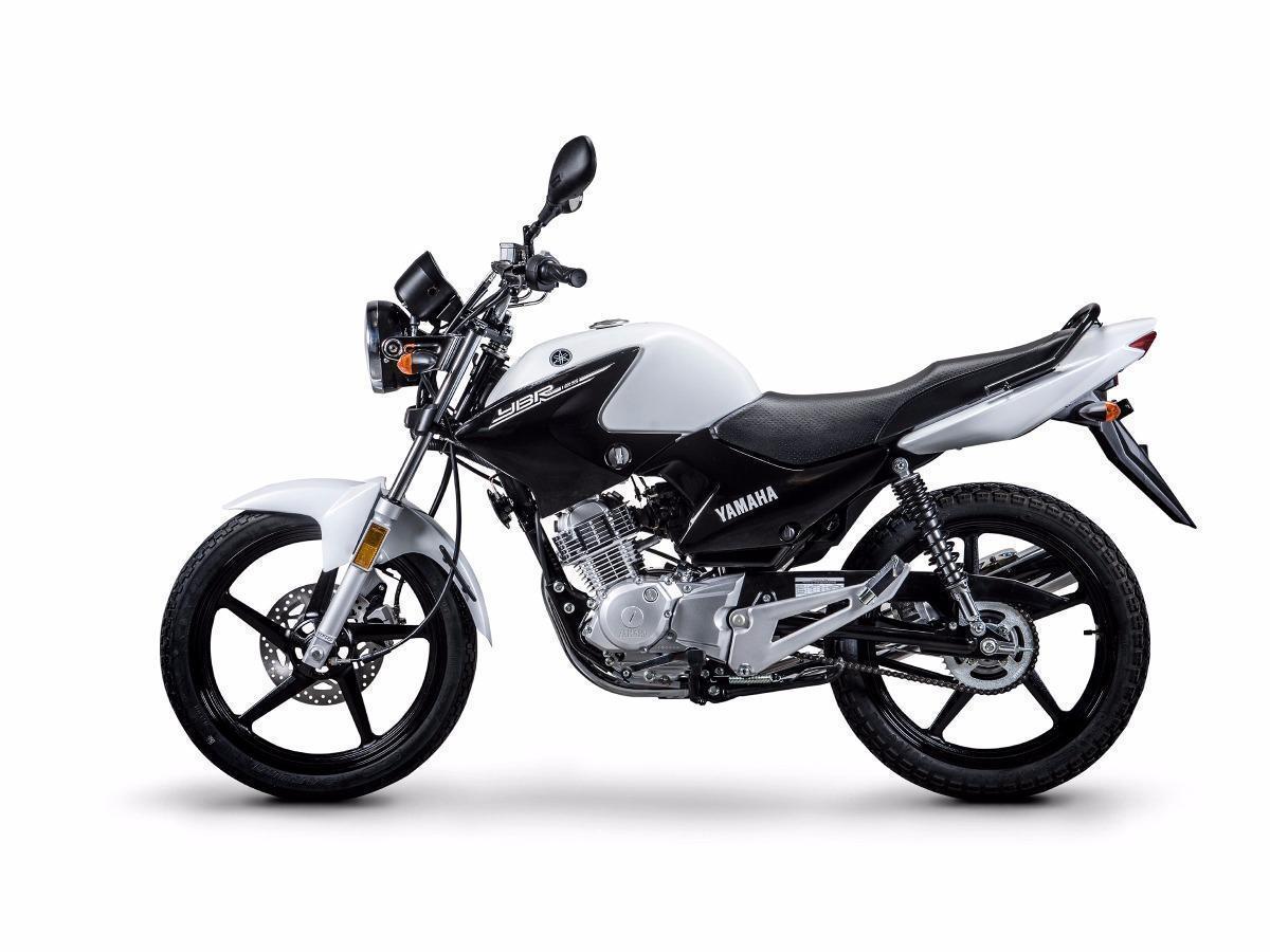 Ybr llantas negras brick7 motos for Yamaha ybr 125