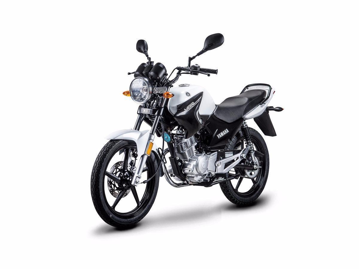 Yamaha ybr 125 full color negras brick7 motos for Yamaha ybr 125