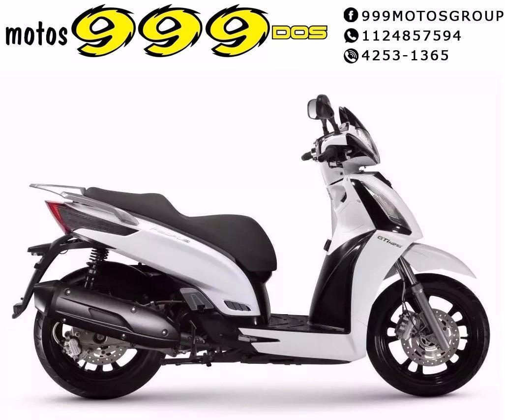 Kymco People 300 Gti Scooter 2017 0km Nueva 999 Motos