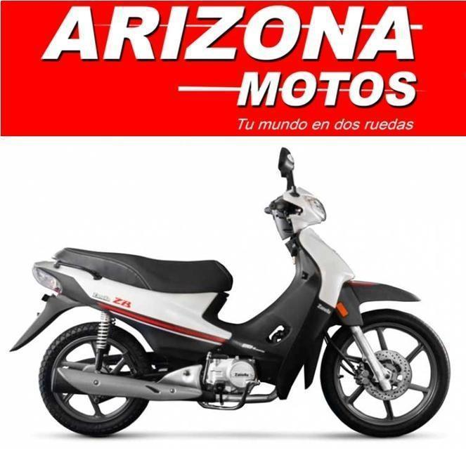 Moto Zanella Zb Z1 110 Full 0km 2017 Arizona Motos