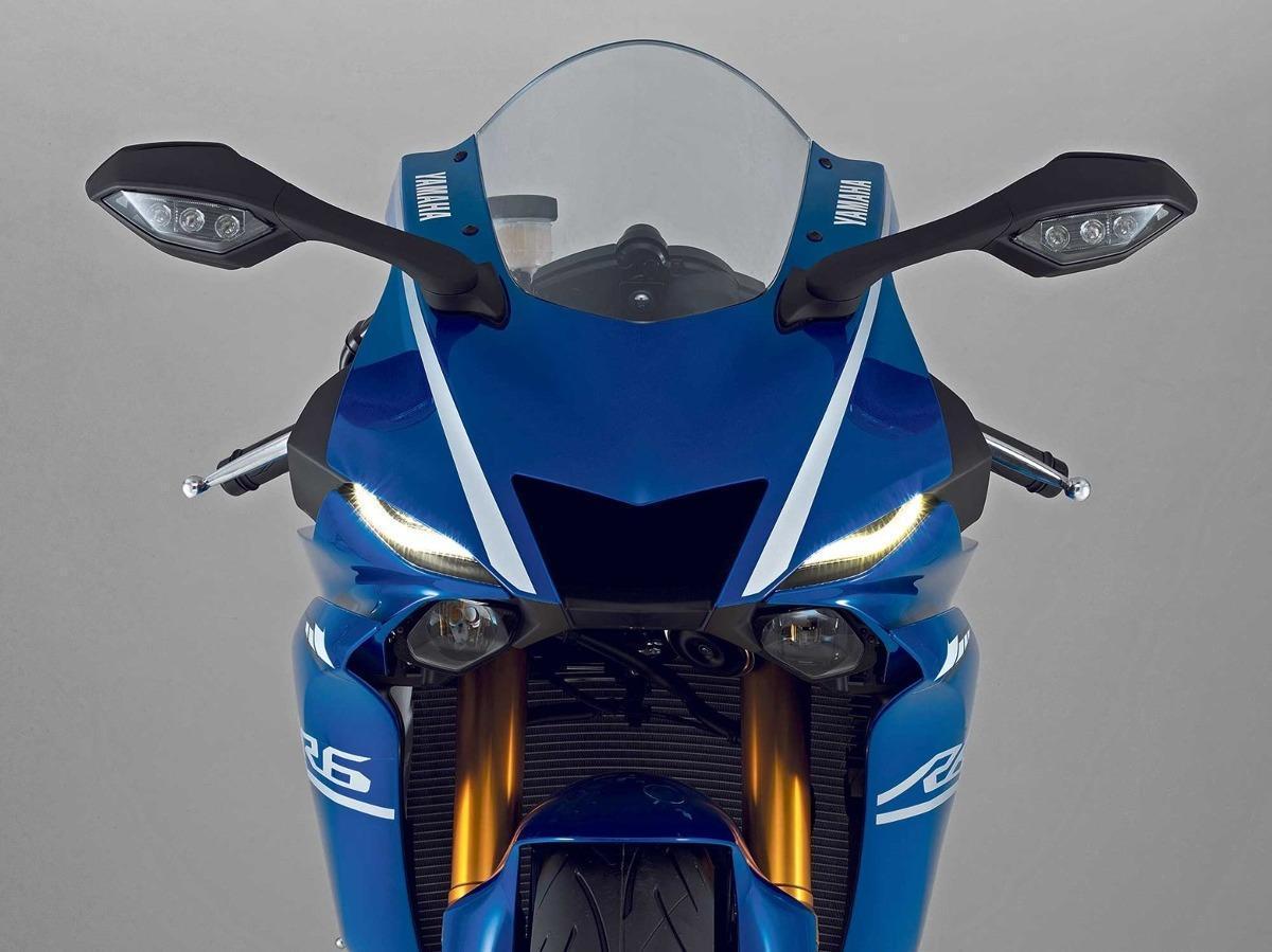 Yamaha Yzf R6 0 Km U$s 28.900 En Stock Antrax Yamaha