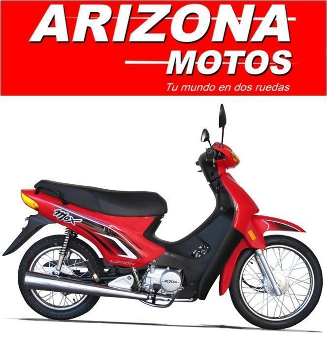 Moto Mondial 110 H Max 0km 2017 Arizona Motos