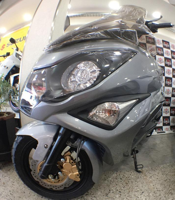 Scooter Daelim S3 250 0km 2017 Consulta El Hot Sale