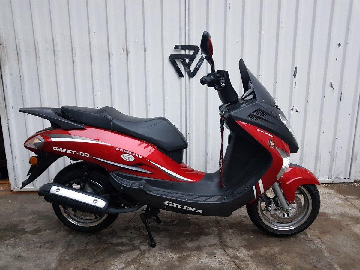 gilera super 125 scooters brick7 motos. Black Bedroom Furniture Sets. Home Design Ideas