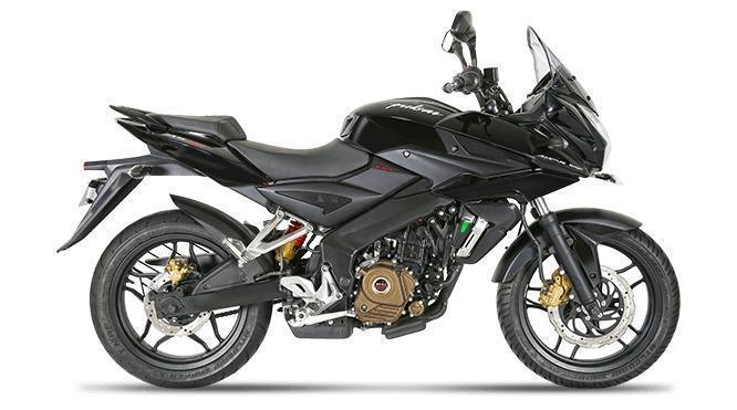 Bajaj Rouser 200 As 0 Km 2017 Financiacion Motos Del Sur