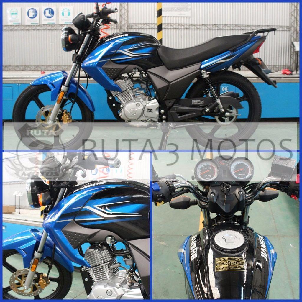 Moto Jianshe 125 6 By 0km 2017