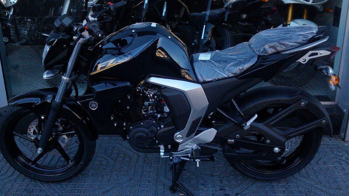 Yamaha Fz Fi 2017 En Agencia Motolandia 47988980