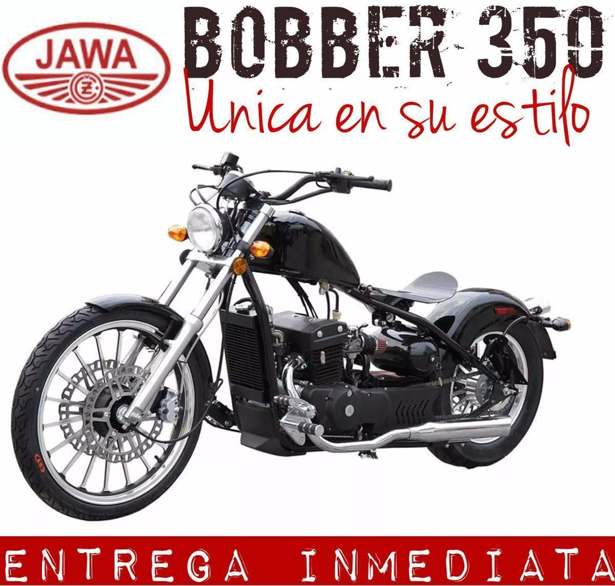 Moto Jawa Bobber 350 0km 2017