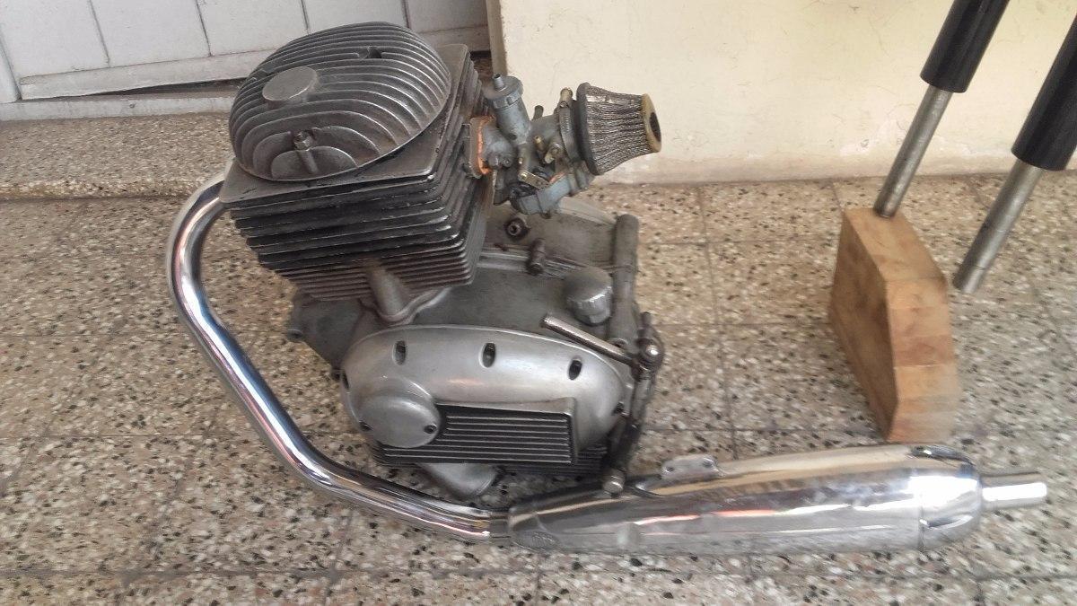 Vendo Gilera Extra 200 Año 1964