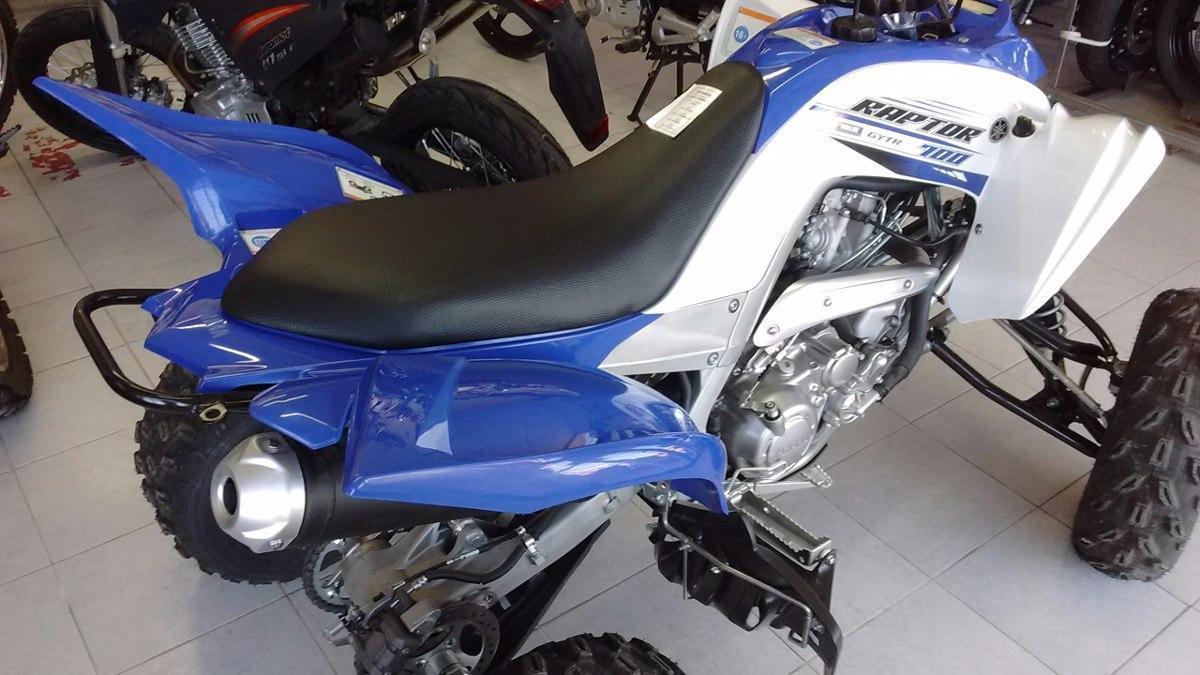 Yamaha Raptor Yfm-700r, Mod. 2016, 0km Entrega Inmediata