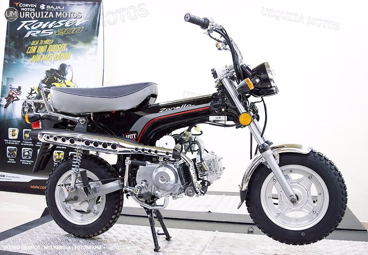 Moto Zanella Hot 90 Tipo Dax Max Dx 0km Urquiza Motos
