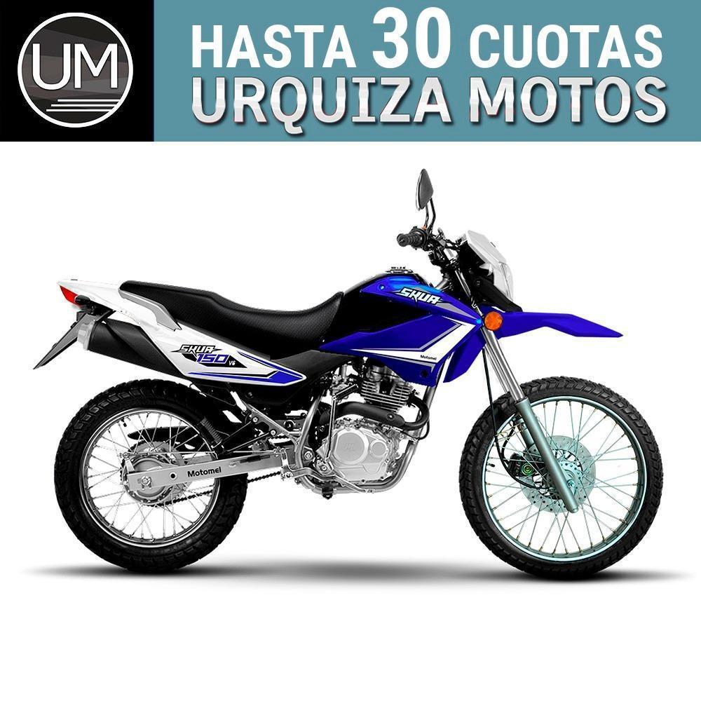 Motomel Skua 150 V6 Enduro Cross 0km 30 Cuotas Urquiza Motos