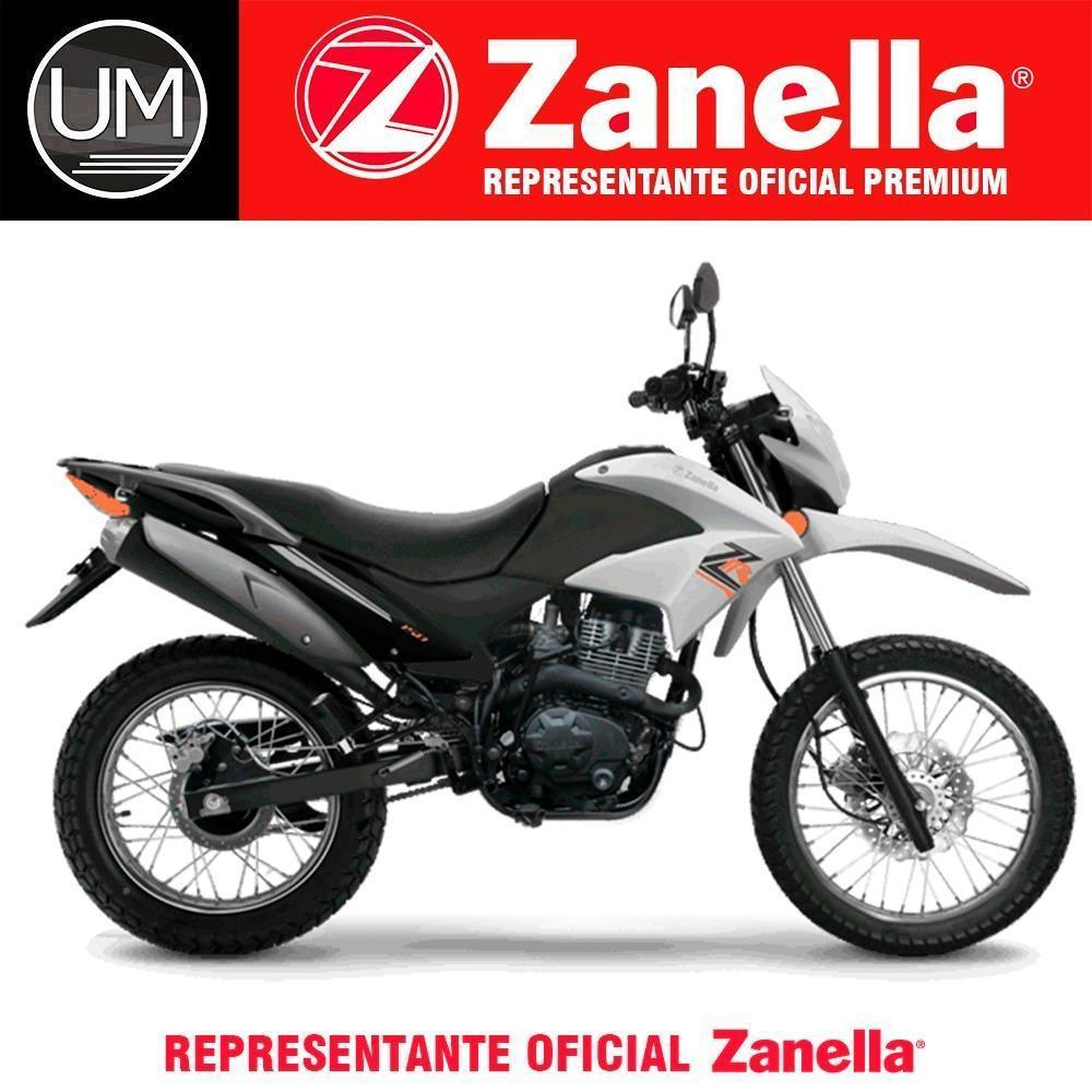 Moto Zanella Zr 150 Enduro Cross 2017 Usb 0km Urquiza Motos
