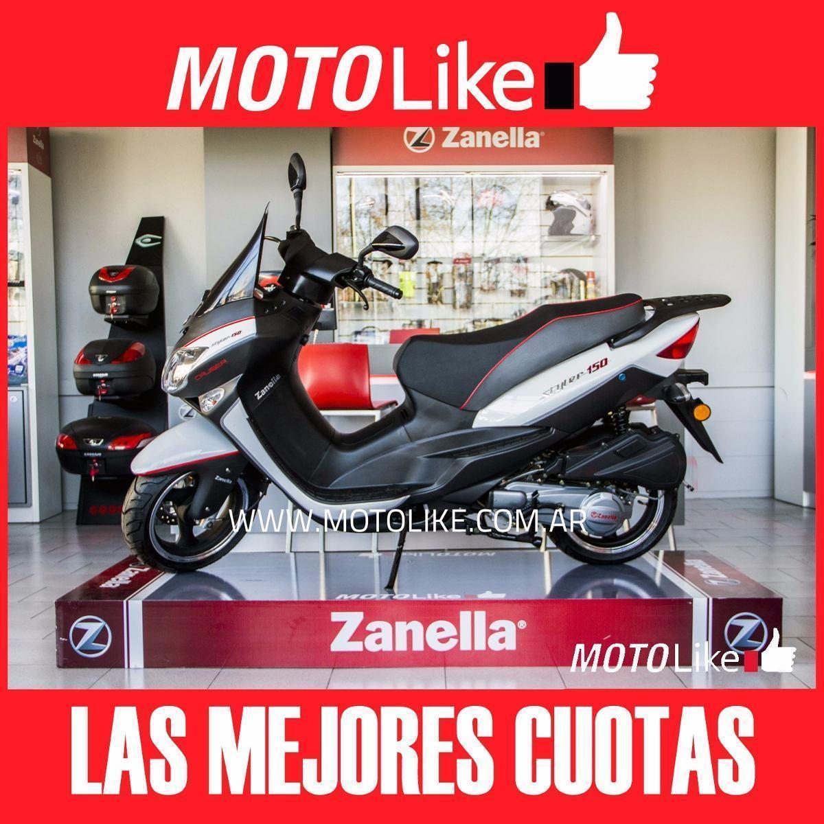 Zanella Styler Cruiser 150 0km Moto Like