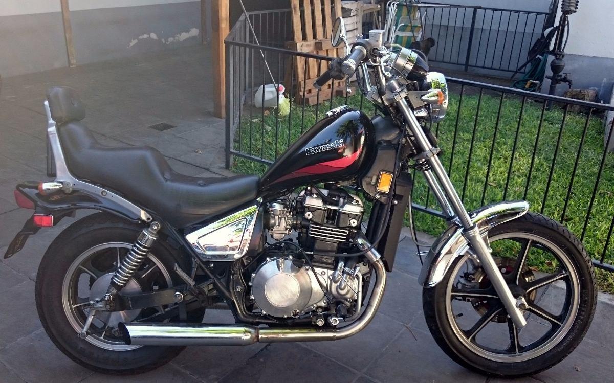 Kawasaki Ltd 454 - 1986 Segundo Dueño Restaurada
