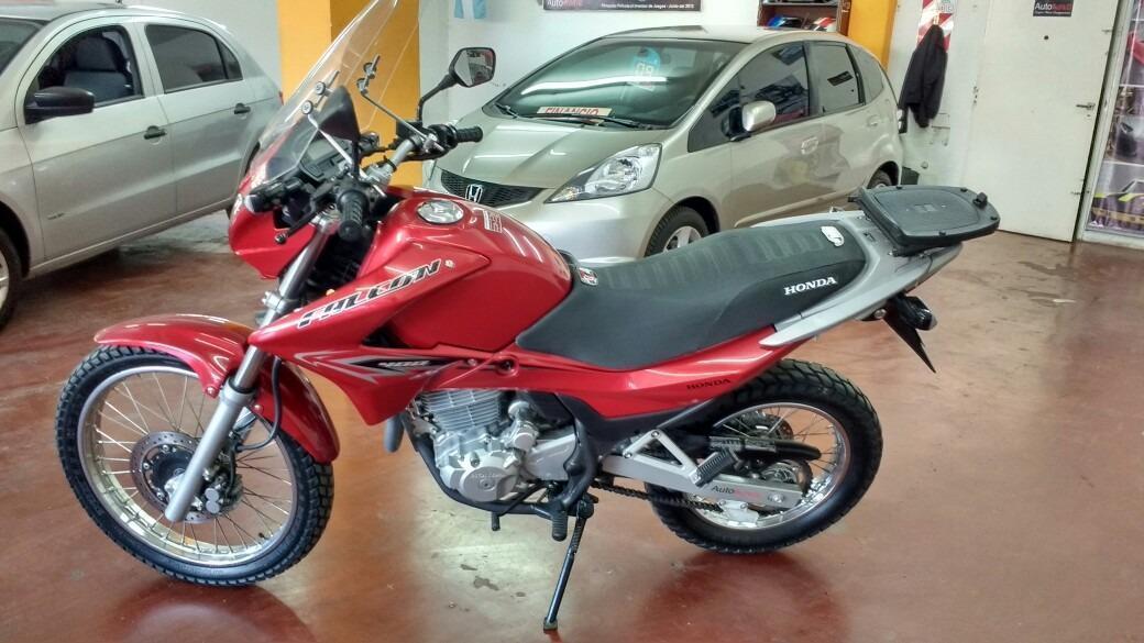 Honda Falcon 400 2015 Nueva !!! Pto X Moto (+600cc) O Auto