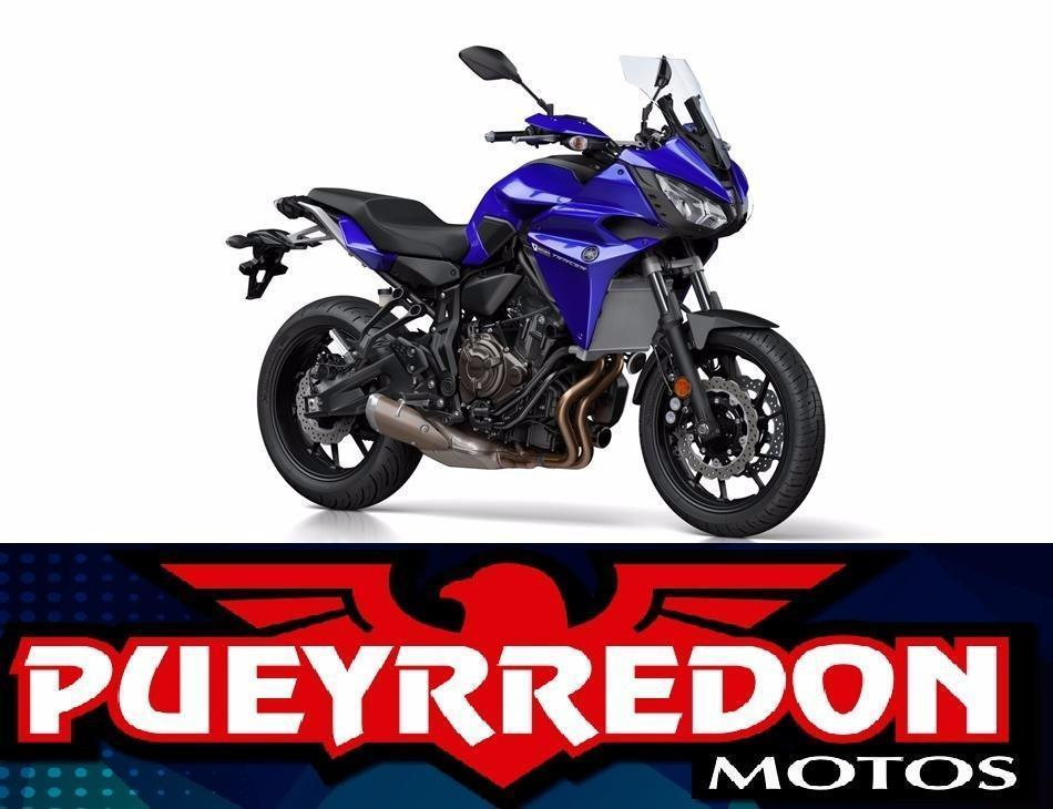 Yamaha Mt 09 Tracer 0km 2017-consulte Planes De Financiacion