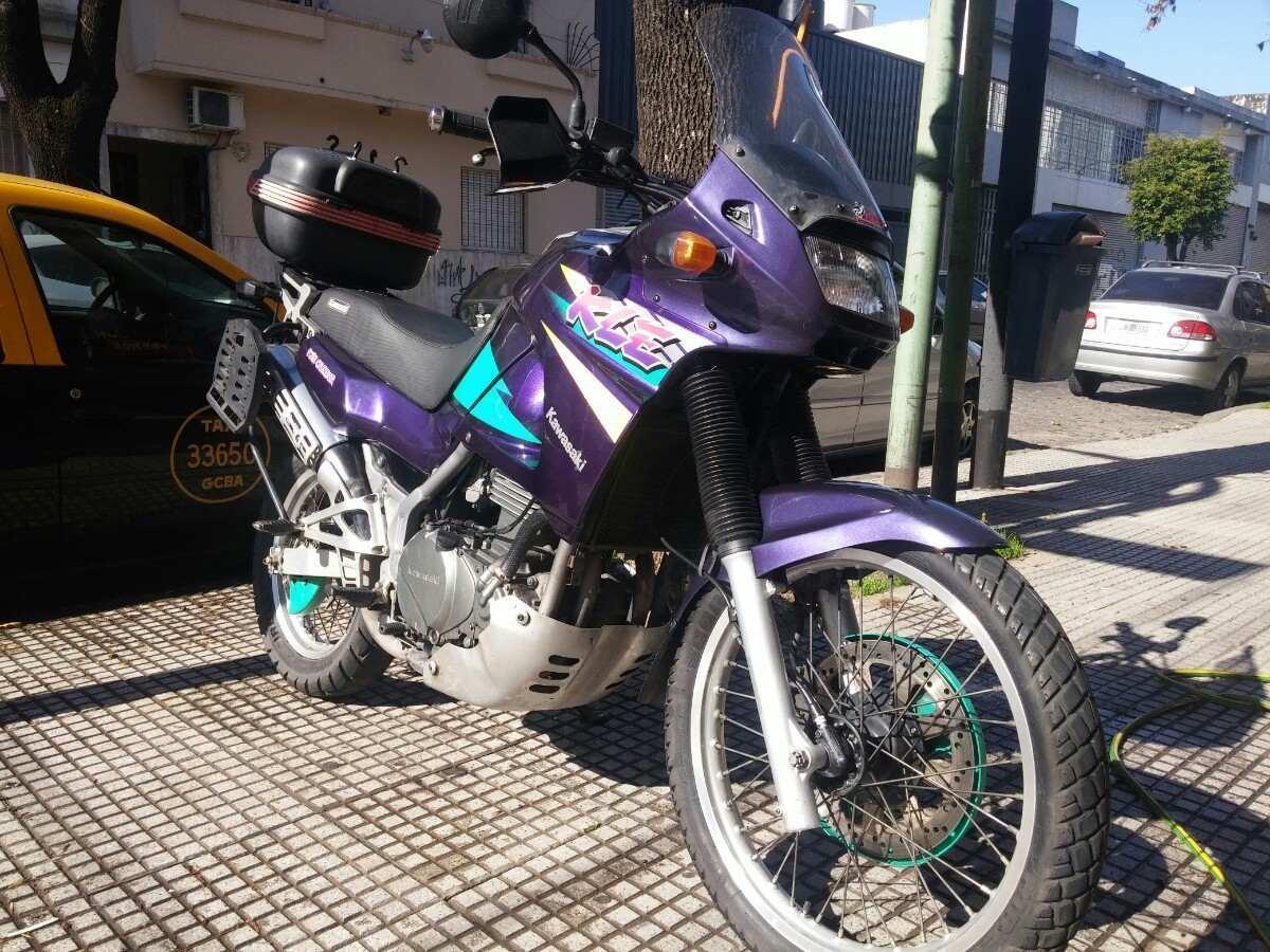 Kawasaki Kle 500 Mod. 1995, Muy Buena Moto!