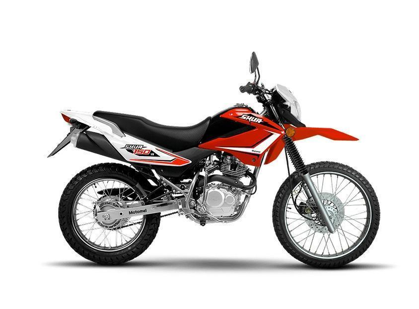 Motomel Skua 150 Enduro Cross Financiamos El 100% Con Dni