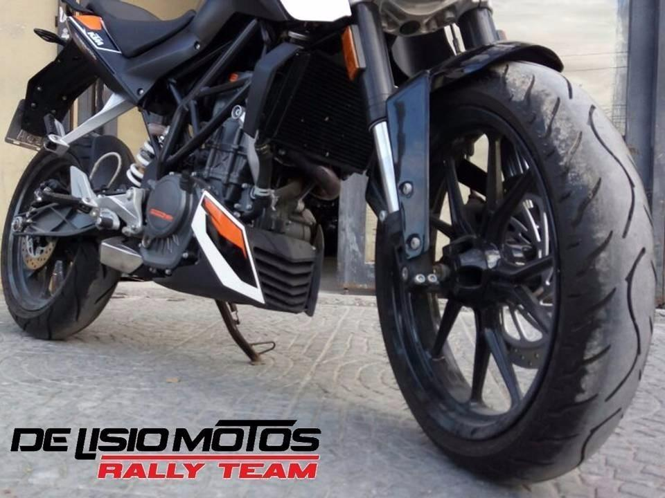 Ktm Duke 200 2015 Delisio Motos