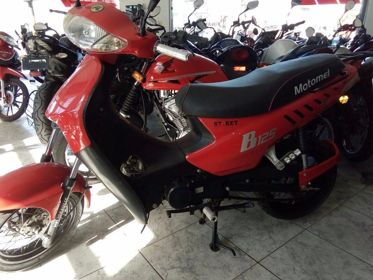 Motomel B125 Tuning 3.000km 2012 Financiado Minimo Anticipo