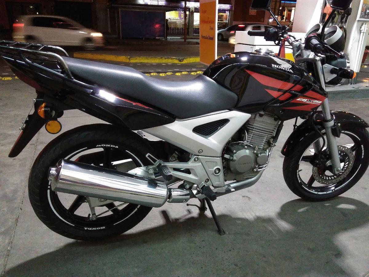Honda Twister 2013 Cbx 250