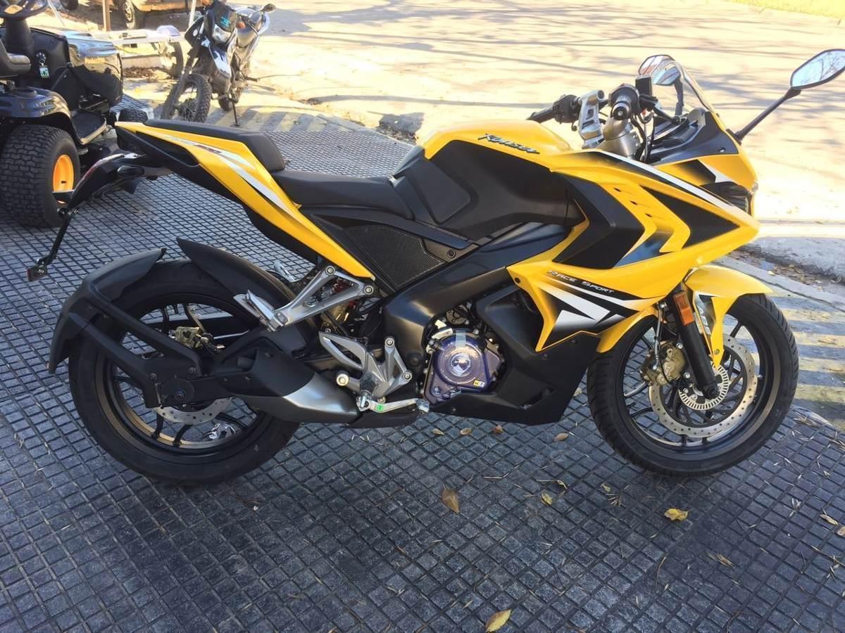 Bajaj Rouser 200 Rs 2017 - 0km - No Honda - No Yamaha