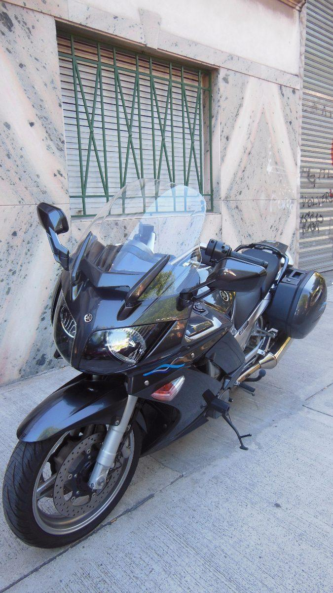 Fjr 1300 As (secuencial). Impecable
