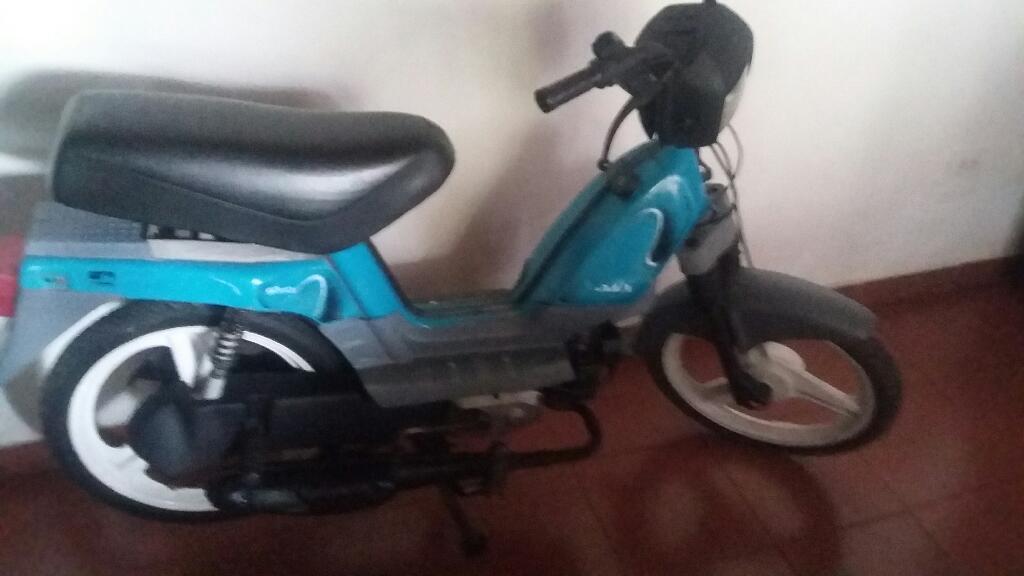 Ciclomotor Zanella Sol